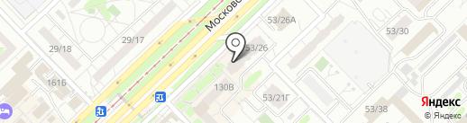 Мастерская по ремонту обуви на карте Набережных Челнов