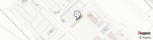Авантаж-Строй на карте Набережных Челнов