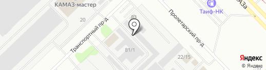 ЧЕЛНЫЭЛЕКТРОСВЕТ на карте Набережных Челнов
