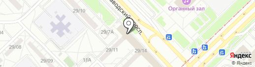 1xbet на карте Набережных Челнов