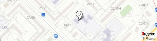 Университет управления на карте Набережных Челнов