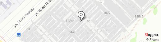 ДоВЕРИе на карте Набережных Челнов