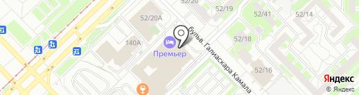Avantidom на карте Набережных Челнов