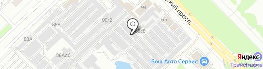 Car Paint на карте Набережных Челнов