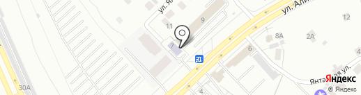ИнвестГрупп на карте Набережных Челнов