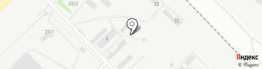 КАДИ ТРЕЙД на карте Набережных Челнов