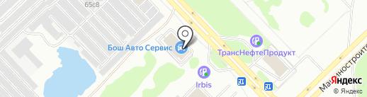 RR АВТО на карте Набережных Челнов