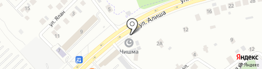 Студия фасада и декора на карте Набережных Челнов