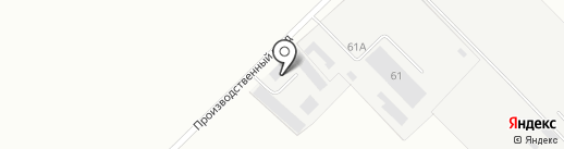 САГИ на карте Набережных Челнов