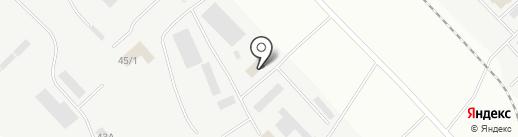 КонТРАСТ-Групп на карте Набережных Челнов