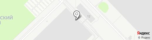 АРЕС+ на карте Набережных Челнов