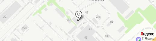 С-сервис на карте Набережных Челнов
