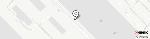 Крокус-М на карте Набережных Челнов