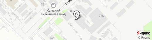 Max Style на карте Набережных Челнов