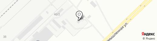 ГРАГ на карте Набережных Челнов