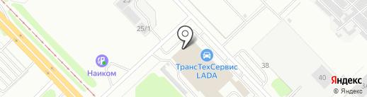 Audi на карте Набережных Челнов
