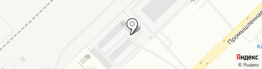 ЗИПКАМ на карте Набережных Челнов