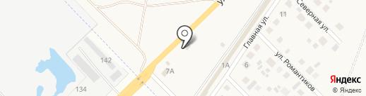 Техно База на карте Азьмушкино