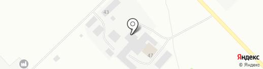 Фирма по ремонту деталей и узлов ходовой части автомобилей на карте Набережных Челнов