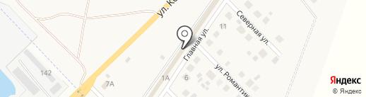 ЭкоЛес на карте Азьмушкино