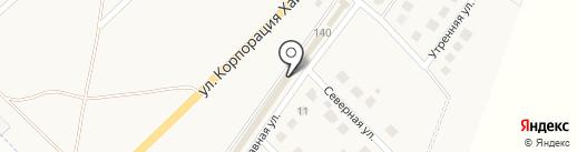 Торговая компания на карте Азьмушкино