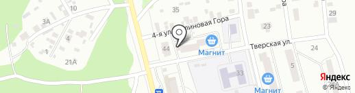 Швейная лавка на карте Ижевска