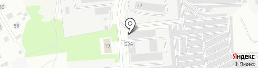 Фототех-Поволжье на карте Ижевска
