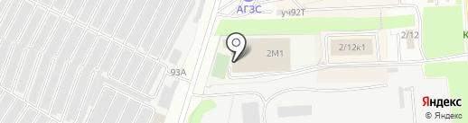 Arena Stars на карте Ижевска