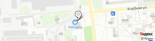 МастерПрофи на карте Ижевска