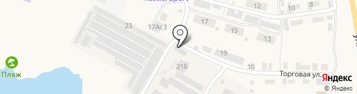 Торгово-монтажная компания на карте Пирогово