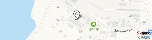 ТПК Скиф-мебель на карте Пирогово
