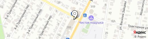 Вкусный дом на карте Ижевска