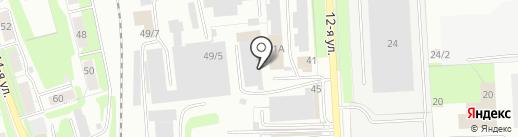 ДизельСпецЦентр на карте Ижевска