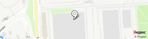 Zevs на карте Ижевска
