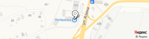 Аквасервис на карте Пирогово