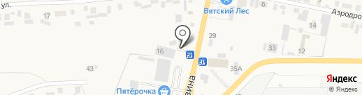 ВМ Строй на карте Пирогово