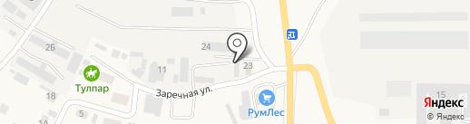 Левша на карте Пирогово