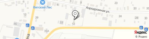 Май на карте Пирогово