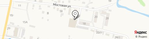 Басо на карте Пирогово