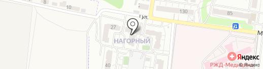 Экспресс, ТСЖ на карте Ижевска