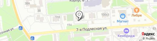 ЭнергосбыТ Плюс на карте Ижевска