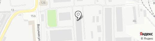 Л-Марка на карте Ижевска
