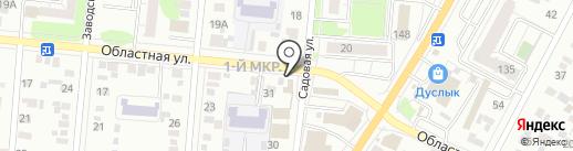 Flor2u.ru на карте Ижевска