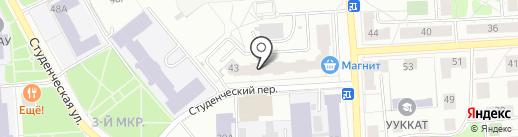 MechanisMe на карте Ижевска