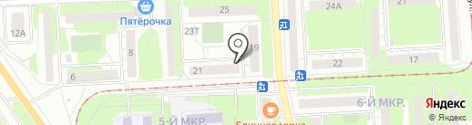 Компания по изготовлению памятников на карте Ижевска