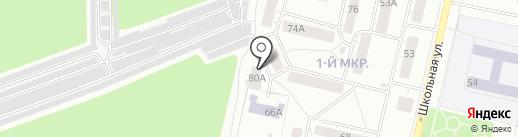 Винткомсервис на карте Ижевска