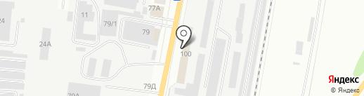 АКБ-сервис на карте Ижевска
