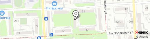 Pole dance Izhevsk на карте Ижевска