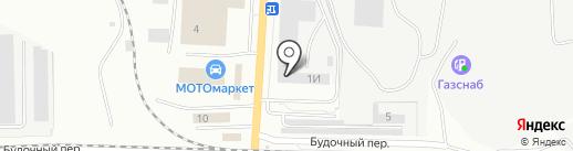 Многопрофильная компания на карте Ижевска
