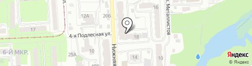 Удмуртский центр сертификации на карте Ижевска